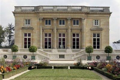 O Petit Trianon, refúgio predileto de Maria Antonieta