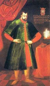 Ferenc Nadasdy.