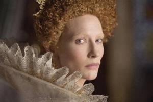 Elizabeth I (Cate Blanchett).