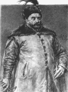 Stephen Bathory, rei da Polônia.