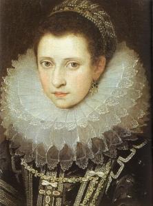 Uma tez morena, rosto oval. olhos grandes e lábios salientes sempre foram características físicas descritas em Ana Bolena.