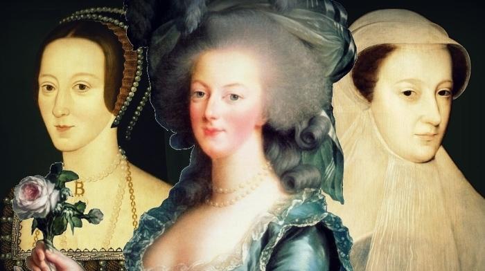 Ana Bolena, Maria Antonieta e Mary Stuart: as soberanas que serviram de inspiração para a criação do Rainhas Trágicas.