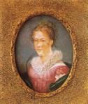 A Princesa Real, Dona Maria Leopoldina, por artista desconhecido.