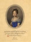 Arquiduquesa Maria Leopoldina, por Jean Françoise Badoureau
