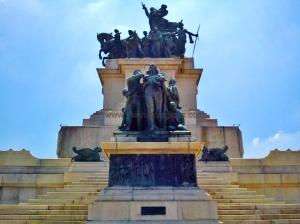 Monumento ao Centenário da Independência.
