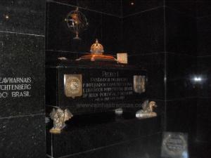 Túmulo de D. Pedro I.