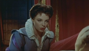 Joan Collins, como Beth Throckmorton.