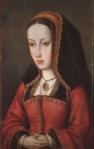 Juana I de Castela, por Master of the Life of St. Joseph.