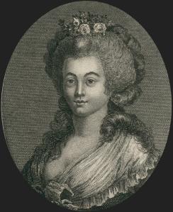 Jeanne de Valois-Saint-Rémy (por François Bonneville).