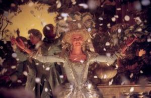 Joely Richardson, como Maria Antonieta.
