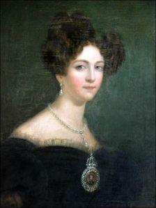 A Bela Amélia de Leuchtenberg