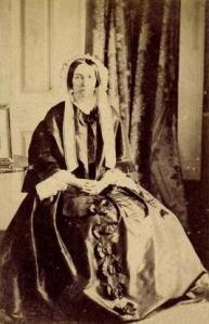 D Amélia de Leuchtenberg, então duquesa de Bragança, em seu últimos anos de vida.