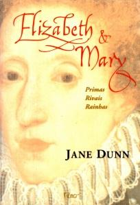 """Capa da edição brasileira de """"Elizabeth & Mary"""", lançada pela editora Rocco em 2004."""