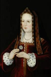 Isabel de York (artista desconhecido).