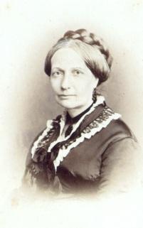 D. Teresa Cristina, c.1876 (fotografia de Insley Pacheco).