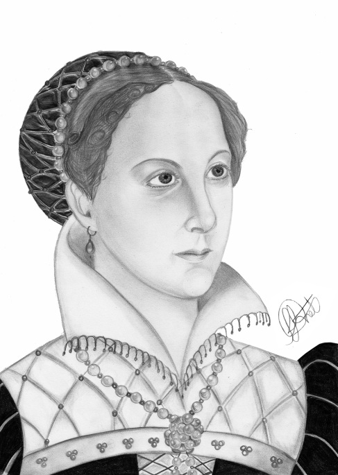 Mary Queen of Scots, by Renato Drummond