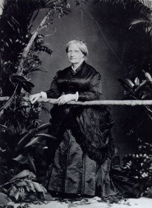 D. Teresa Cristina, c. 1883 (fotografia de Insley Pacheco).