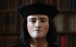 Reconstrução facial de Ricardo III.