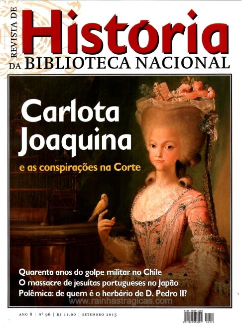 Revista de História da Biblioteca Nacional n° 96