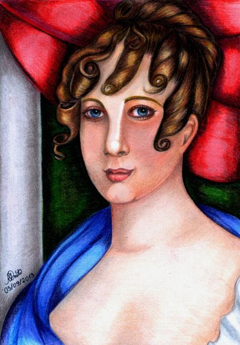 D. Leopoldina, por Renato Drummond