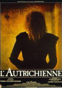 Pôster do filme L'Autrichienne (1990).