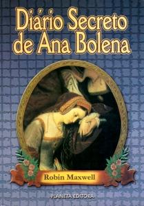 Diário secreto de Ana Bolena