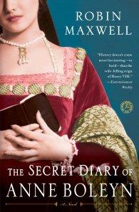 """Capa da edição de aniversário de """"The Secret Diary of Anne Boleyn""""."""