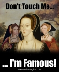 Anne Boleyn - don't touch me