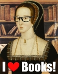 Anne Boleyn  - I love books