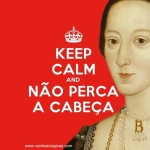 Anne Boleyn - Keep Calm