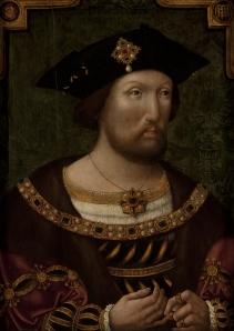 Henrique VIII, por artista desconhecido.