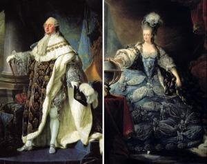 Luís XVI e Maria Antonieta