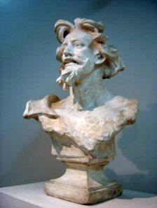 Busto idealizado de Tiradentes, por Décio Villares.