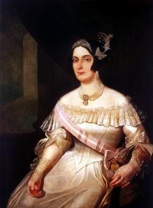 Domitila de Castro, marquesa de Santos.