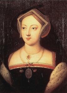 Possível retrato de Maria Bolena, por artista desconhecido.
