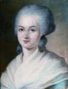 """Olympe De Gouges, autora da """"Declaração dos Direitos da Mulher e da Cidadão"""" (por: Alexandre Kucharski)."""