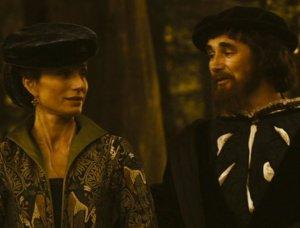 Thomas and Elizabeth Boleyn