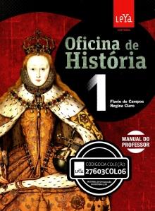 Na capa do 1° ano, vemos estampada na fronte ninguém menos que a rainha Elizabeth I da Inglaterra (1533-1603).
