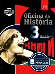 No terceiro volume da coleção,  observamos na capa um pôster de uma campanha russa de 1925, trazendo justamente a figura de uma operária (ou seria uma dona de casa?)