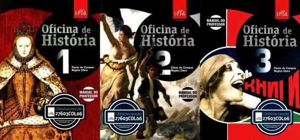 Coleção Oficina de História