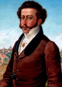 D. Pedro I por Benedito Calixto.