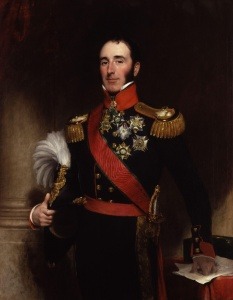 Sir John Conroy, por Henry William Pickersgill.