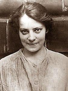 Anna Anderson, mulher que alegava ser Anastásia.