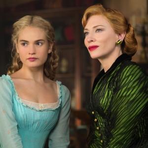 O longa-metragem gira em torno do conflito de duas mulheres completamente diferentes. Enquanto o escudo de Ella era a bondade, a arma de sua madrasta, Lady Tremaine, era o rancor.