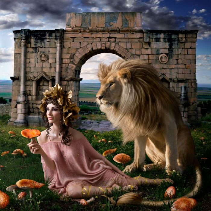 Agrippina, a venenosa.