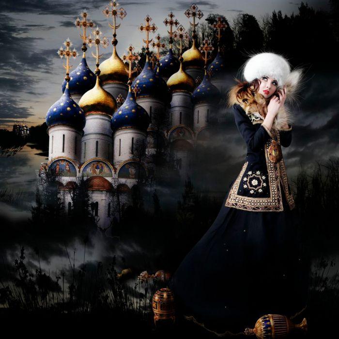 Alexandra Romanov, a última czarina.
