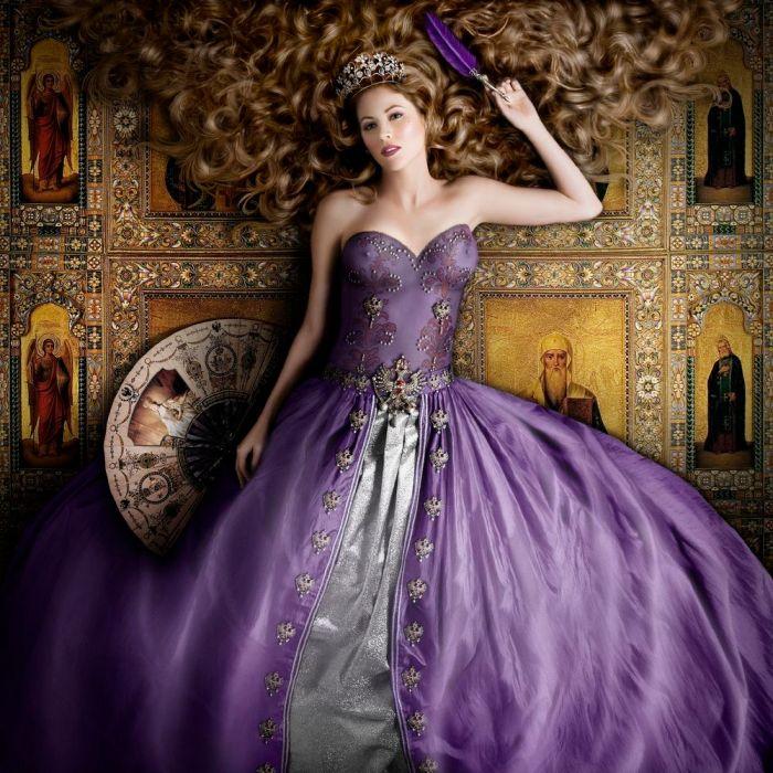 Catarina a Grande, a imperatriz iluminada.