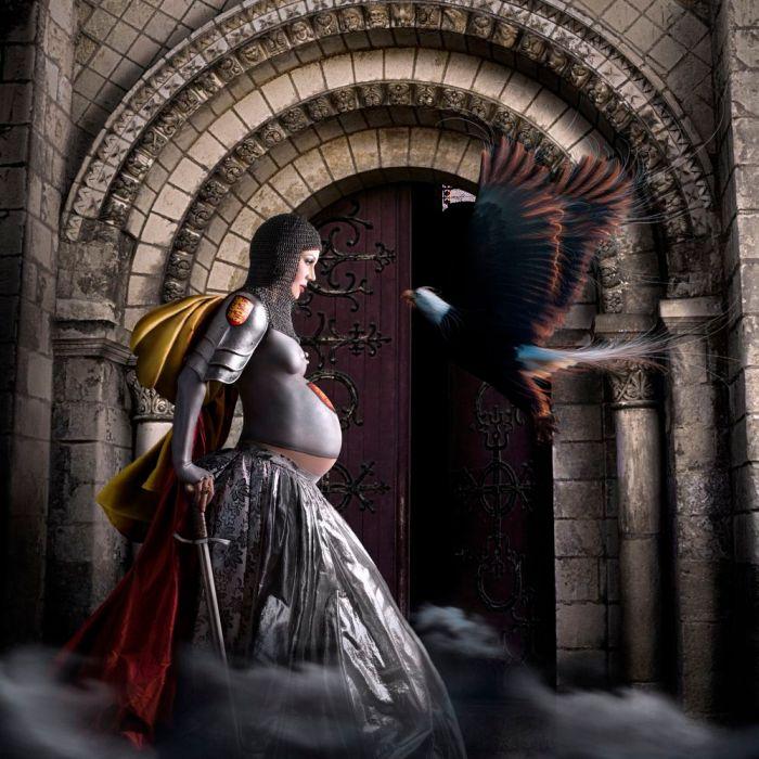 Eleanor de Aquitânia, a águia.