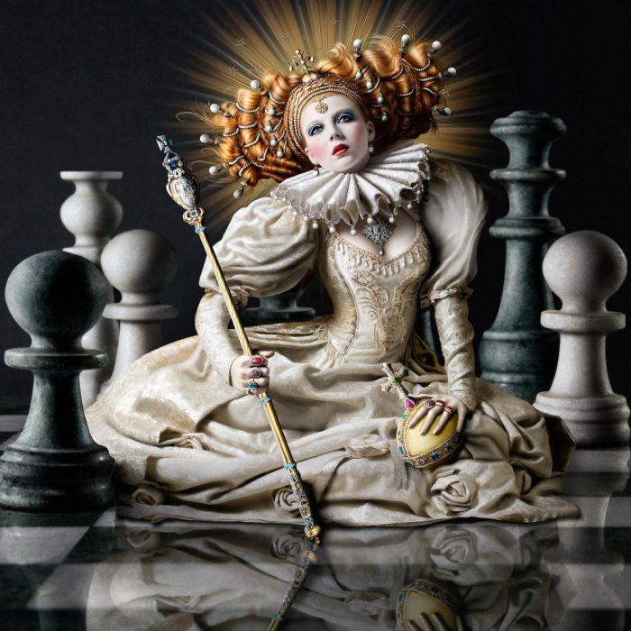 Elizabeth I, a rainha virgem.