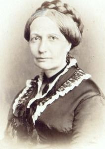 Imperatriz Teresa Cristina, em foto de Insley Pacheco (c. 1876).
